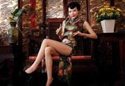 服装旗袍制作