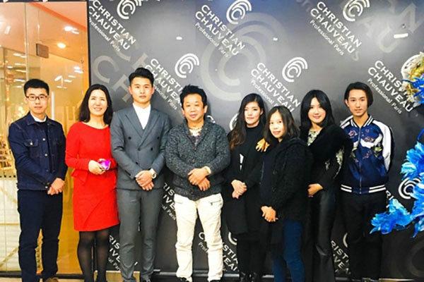 菲菲美容美发化妆教育受邀至韩国进行学术交流