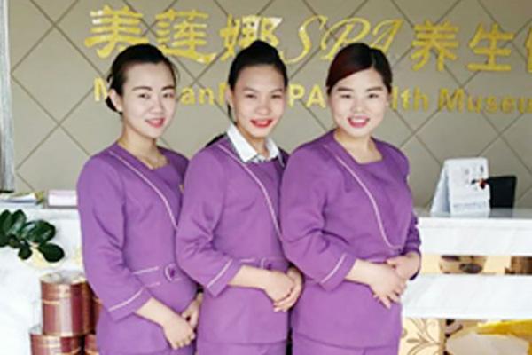 高级美容师,来自菲菲的3名学员