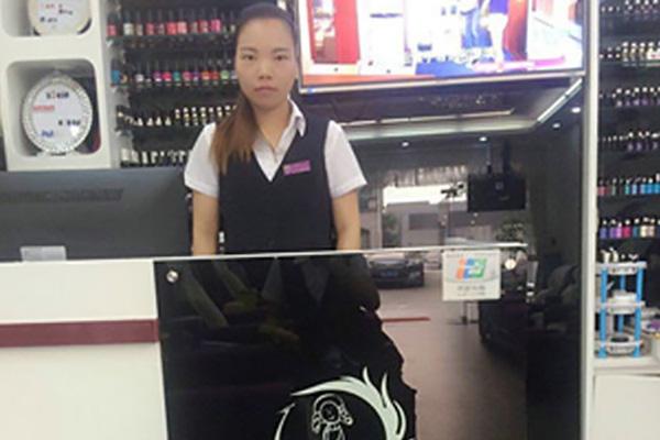 菲菲学员学员张程现任灰姑娘店长月薪7千起