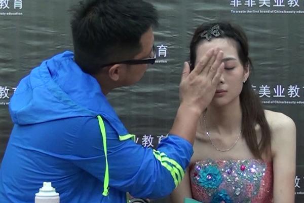 【化妆教学视频】化妆步骤(2)